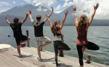 Sun, Soul & Body Yoga Retreat in Guatemala