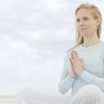 Caroline Wybar ~ Yoga Instructor