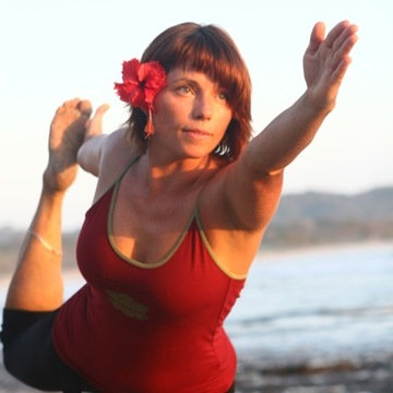 Katy Cox ~Yoga Instructor & Body Work Therapist