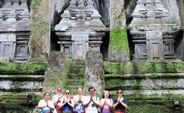 8 Days Full Moon Healing Journey Yoga Retreat in Bali