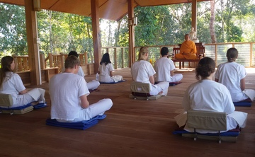 3 days meditation retreat
