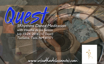 Quest - 5Rhythms Embodiment Intensive - Land of Enchantment