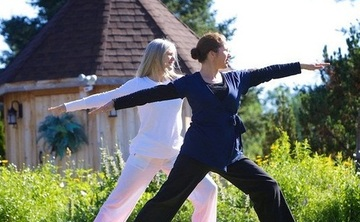 8 Days Yoga Retreat at Grail Springs in Ontario, Canada