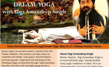 Dream Yoga with Yogi Amandeep Singh