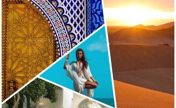 Luna Bliss Yoga Retreat In Morocco