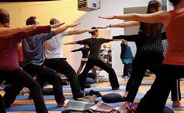 Berkeley Teaching: Tibetan Yoga