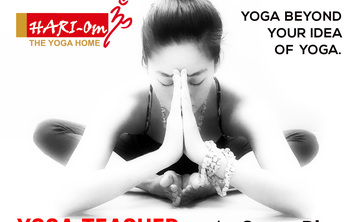 200 hr Yoga Teacher Training HariOm Int. Yoga School