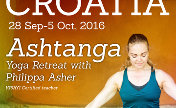 Ashtanga Yoga Retreat with Philippa Asher