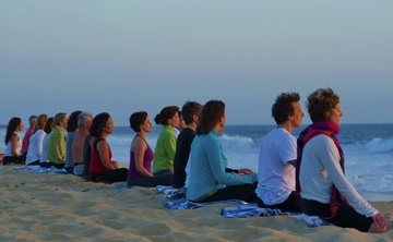 """""""Warriors of Calm"""" Autumn Beach Retreat *Early Bird Offer*"""