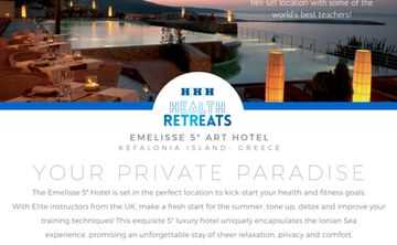 HHH Health Retreats – May Fitness Yoga Retreat