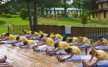 200 Hour International Yoga Teachers Training Course