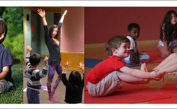 Kids Yoga Camp: Healthy Body, Mind & Heart