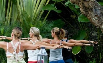4 Days Women Luxury Yoga Weekend Escape in Bali