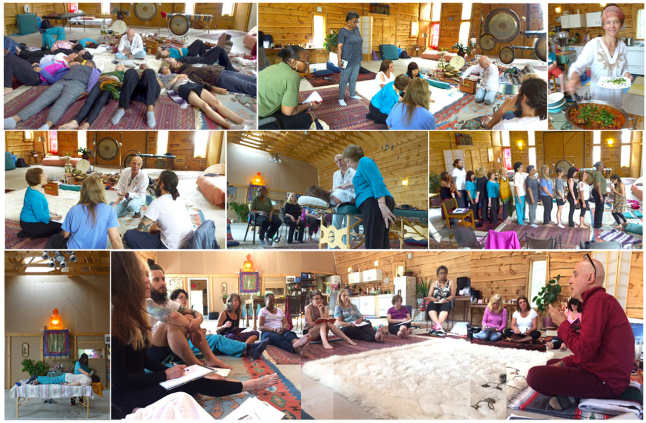 Yearly Sound Healing Training Certification From Sage Academy Of