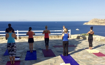 5* Luxury Yoga Retreat Mykonos Greece: 19-26 May 2018