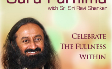 Art of Silence in the Presence of Sri Sri Ravi Shankar