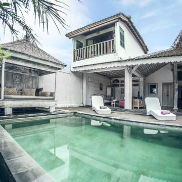 The Pineapple House, Bali - Surf & Yoga Retreat