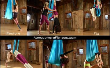 Level 1 Aerial Yoga Teacher Training