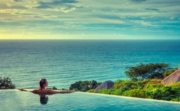 Sun, Surf & Sea Luxury Yoga Retreat in Mexico
