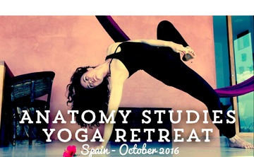 Anatomy Studies Yoga Retreat