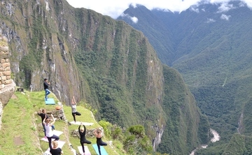15 Days Sustainable Yoga Trip in Peru