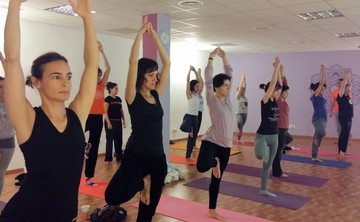 24 Day Free-Style Yoga Teacher Training Course, 200 hours Residential in Spain