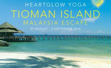 HeartGlow Yoga Tioman Island, Malaysia Escape