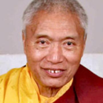 H. E. Namkha Drimed Rinpoche