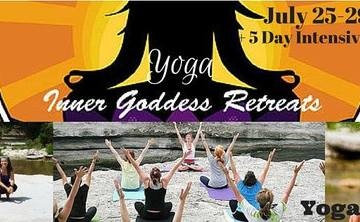 Yoga 4 Your Inner Goddess Retreat + 5 Day Hands-On Intensive