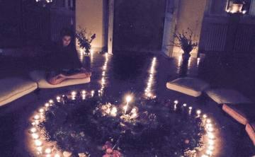Siddha Kundalini Healing, Hatha Yoga and Reflective Writing Retreat in Tuscany