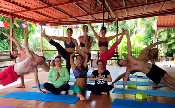 The Epic Academy Yoga Teacher Training