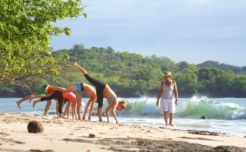 "7 Day ""Off-Grid"" Yoga Surf Immersion in an Untapped Paradise"