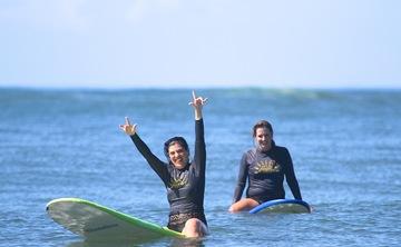 "7 Day ""Waves Flow Fluency"" Surf Spanish Qigong Mindfulness"