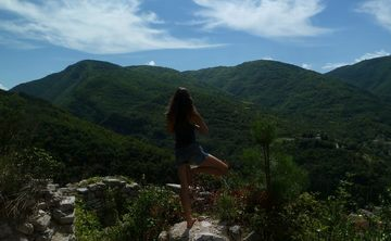 Yoga Holidays at Italy