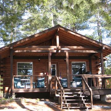 Antler's KingFisher Lodge