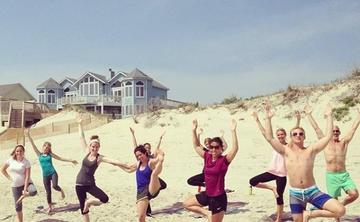 Yoga Retreat On The Outer Banks
