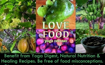 Love Food! - Costa Rica - Yoga Retreat