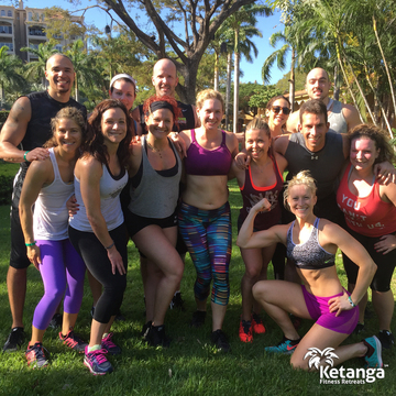 Ketanga Fitness Retreats