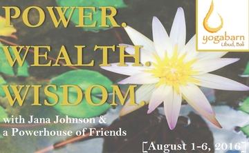 Power Wealth Wisdom - Women's Empowerment