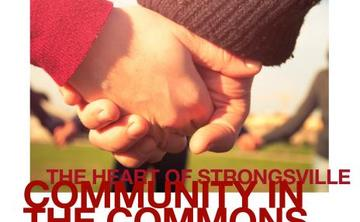 The Heart of Strongsville - cOMmunity in the cOMmons