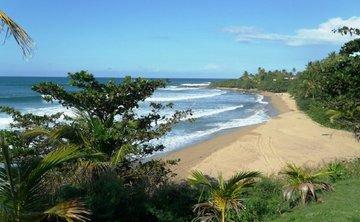 Radha and Benjamin's Costa Rica Yoga Retreat