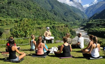 300 Hour Yoga Teacher Training Rishikesh, India