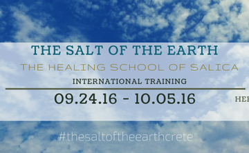 The Healing School of Salica International Training Crete