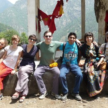 08 NIGHTS / 09 DAYS YOGA TOUR / RETREAT RISHIKESH