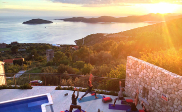 Mindful Movement Yoga Retreat | Dubrovnik, Croatia