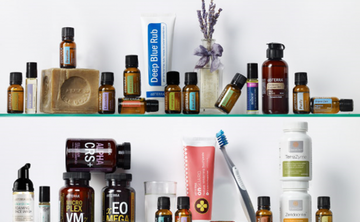 Make Over Your Medicine Cabinet with Essential Oils