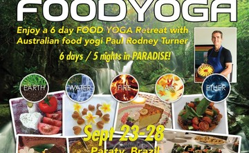 FOOD YOGA 6 day Retreat in Eco Paradise