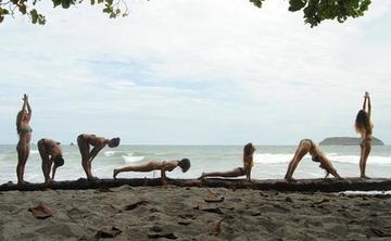3 Days Wellness, Yoga, & Surf Retreat in Costa Rica