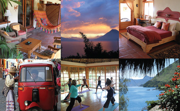 Yoga Adventures in Guatemala with Billy Potocnik and Chris Lindley