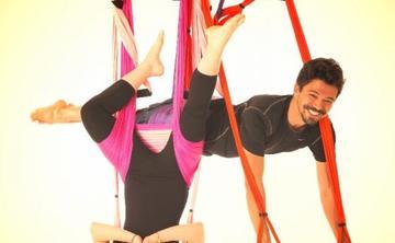 200-Hour Registered Yoga Teacher Training that includes Suspension Yoga!